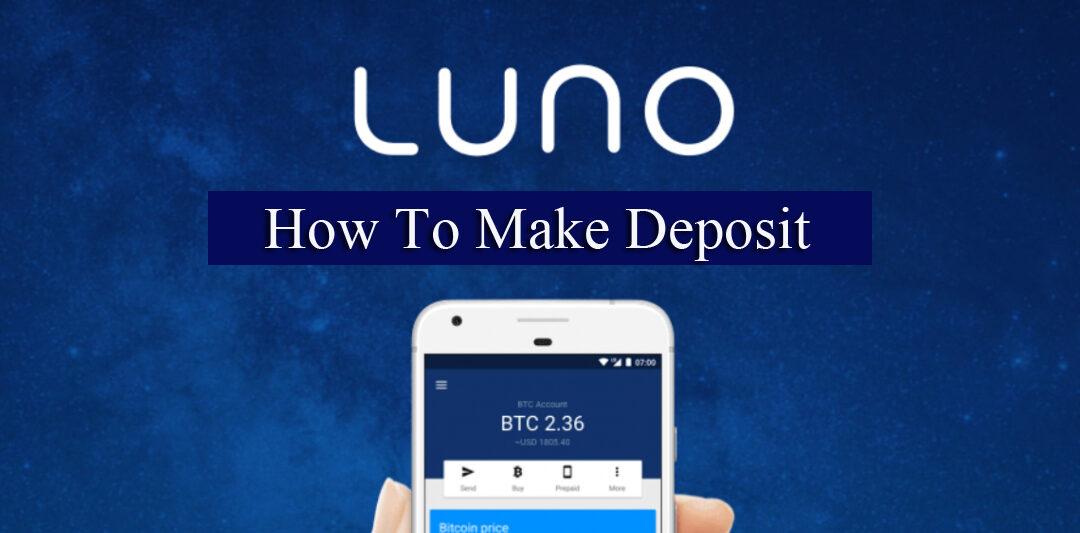 Cara Membuat Deposit Akaun Luno
