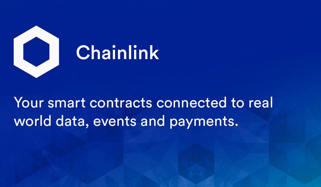 Jom Kenali Chainlink : Panduan Lengkap Untuk Coiner