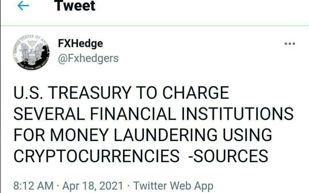 Pasaran Crypto Menjunam Awal Pagi Tadi – Ini Sebabnya