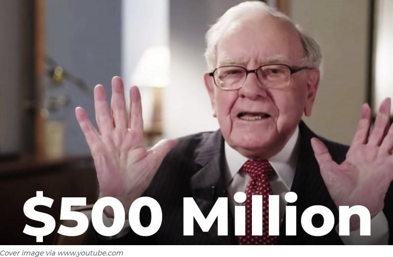 GEMPAR ! Warren Buffet Laburkan $ 500 Juta Di Bank Digital yang Berfungsi dengan Bitcoin